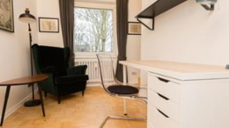 Beautiful 5 WG - 10 min. in the city centre - furnished
