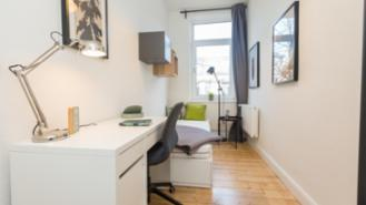 * 6 WG * renovated and fresh, modernized and furnished in 5 min at TUHH