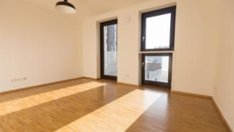 2 rent rooms in our 4-rent-free apartment building, S-Bahn in a distance of 700m Harburg-Rathaus