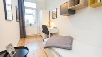 Rent rooms in the home field, freshly renovated, modernized and furnished in 5 min at TUHH